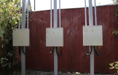 Технологическое присоединение потребителей к электросетям